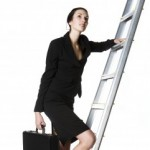 Businesswoman Climbing Ladder 130117 123rf 4387213_s CROPPED