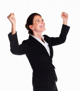 Joyous Business Woman Celebrating 130121 shutterstock_43314907 (2)